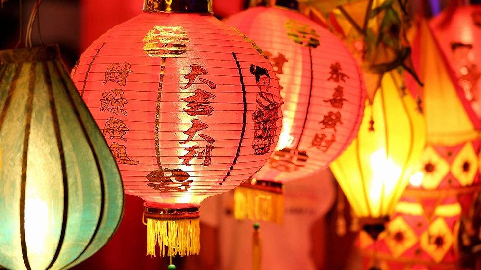 Новогодние хлопоты в Азии