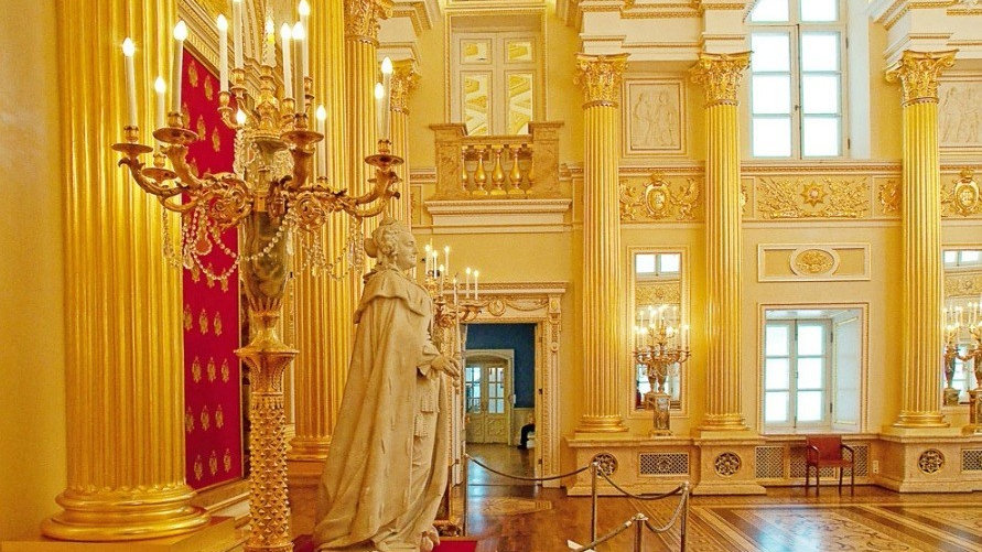 Царское Царицыно, тематическая экскурсия, г. Москва