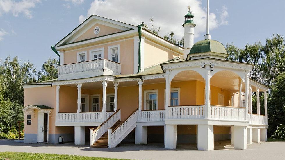 Музей-усадьба С. А. Есенина