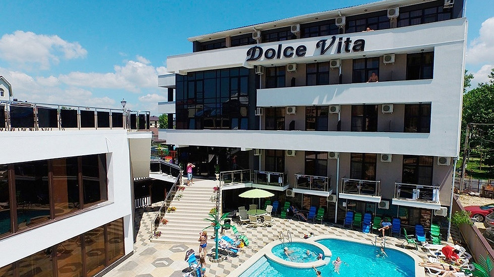 DOLCE VITA, отель