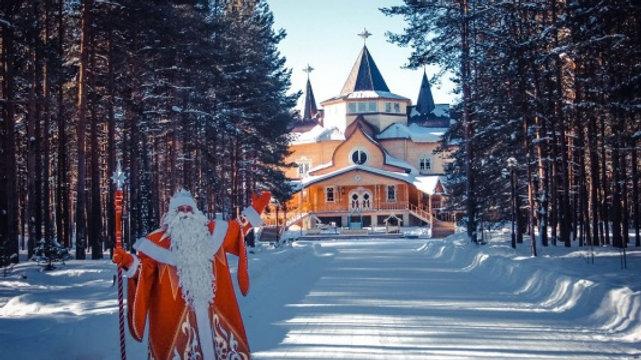 В краю сосен и берёз ожидает Дед Мороз, 2 дня