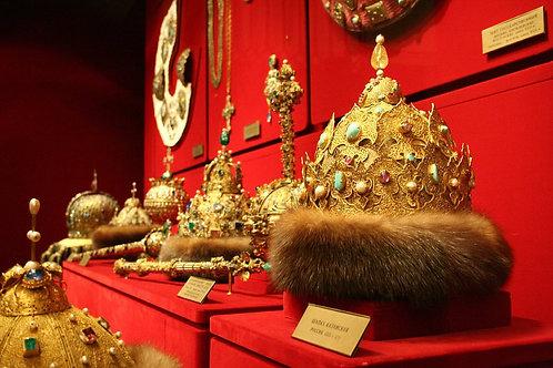 Алмазный фонд, сокровища Российской империи