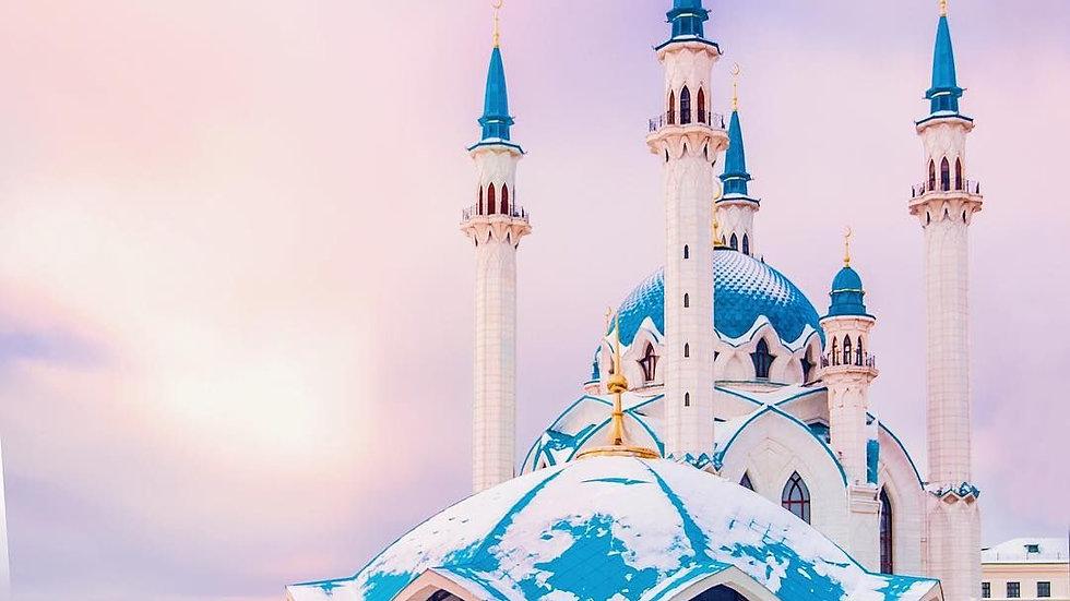 Новогодние каникулы в Казани, Казань - Свияжск, 4 дня, ж/д
