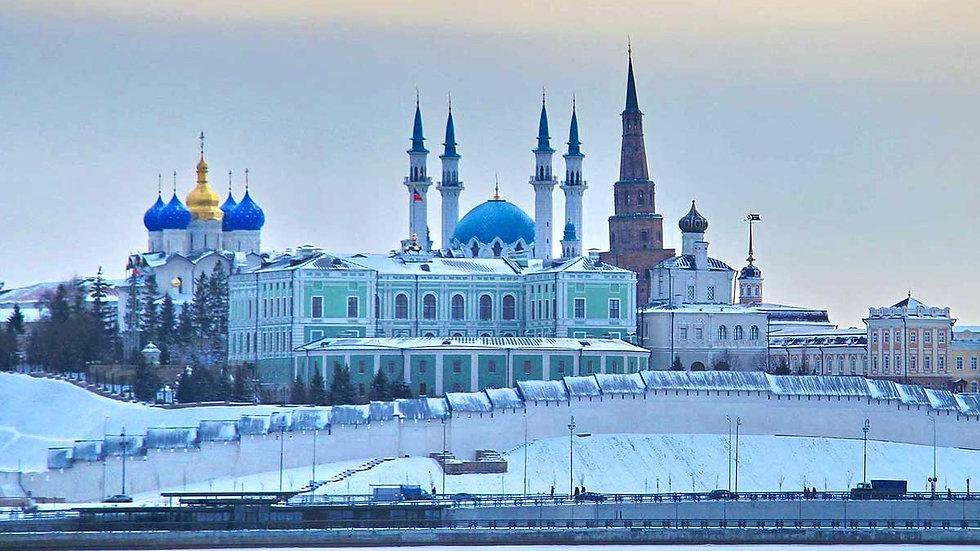 Новогодняя сказка в Казани — Всё Включено,  Казань - Раифа, 3 дня, ж/д