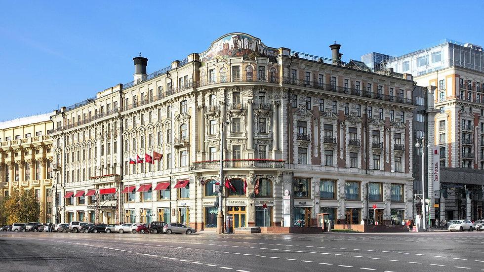отель Националь-экскурсия в самый роскошный отель начала XX века.