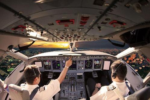 Высший пилотаж, экскурсия в авиаклуб