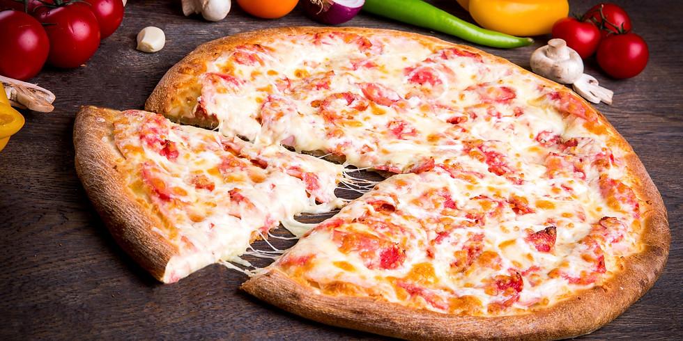 Пицца в жизни пригодится (мастер-класс)