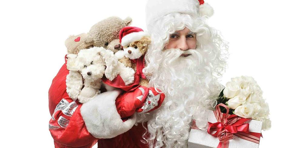 В поисках Дедушки Мороза