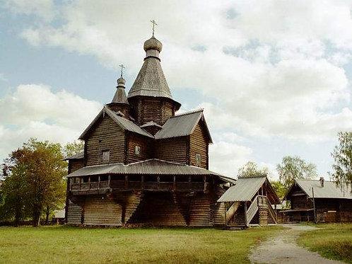 Великий Новгород – Старая Русса, 2 дня, ж/д