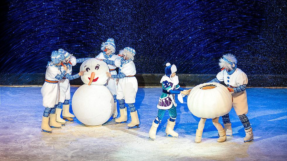 Москва - Кассиопея Новогоднее звёздное шоу 2021