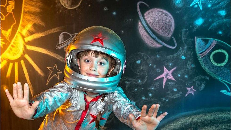 Я космонавт. Тематическая экскурсия