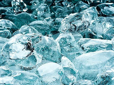 氷へのこだわり