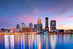 View of  Skyline downtown Louisville in Kentucky USA.jpg