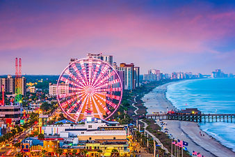 Myrtle Beach, South Carolina, USA city skyline..jpg