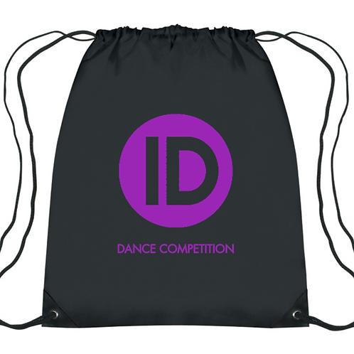 ID Dance Drawstring Bag