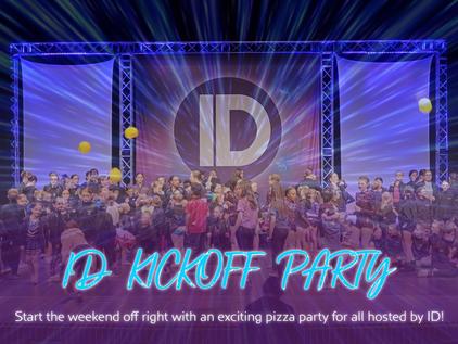 ID Kickoff Party