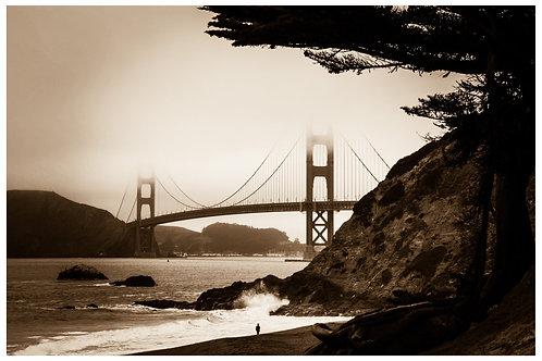 Golden Gate Dusk