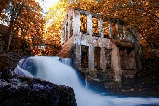 Waterfall Ruin