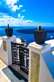 Greek Gate