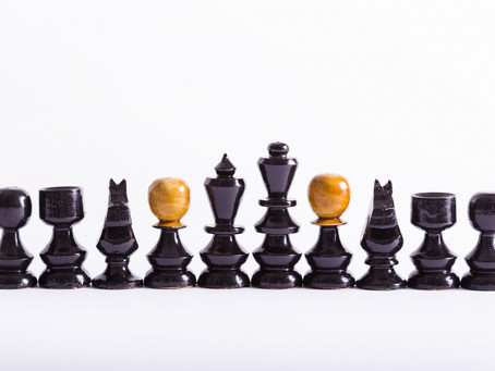 ファーストチェス理論はビジネスに使えるのか?
