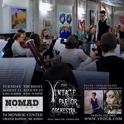Poster: VPO / NOMAD August 2019