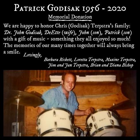 Patrick Godisak Memorial.png
