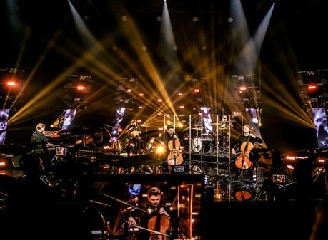 DAGAMBA uzstājās tiešraides koncertu Latvijas televīzijā