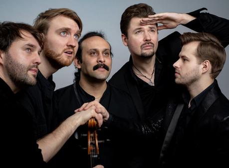DAGAMBA izziņo ceturto tūres koncertu Cēsu koncertzālē