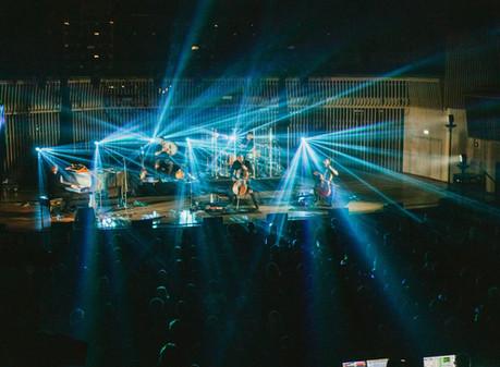 Grupa DAGAMBA trīs izpārdotos koncertos ieskandina jauno Ventspils koncertzāli