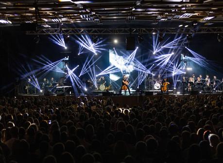 Izpārdotā Dzintaru koncertzālē DAGAMBA uzsāk Latvijas tūri un izziņo papildkoncertus