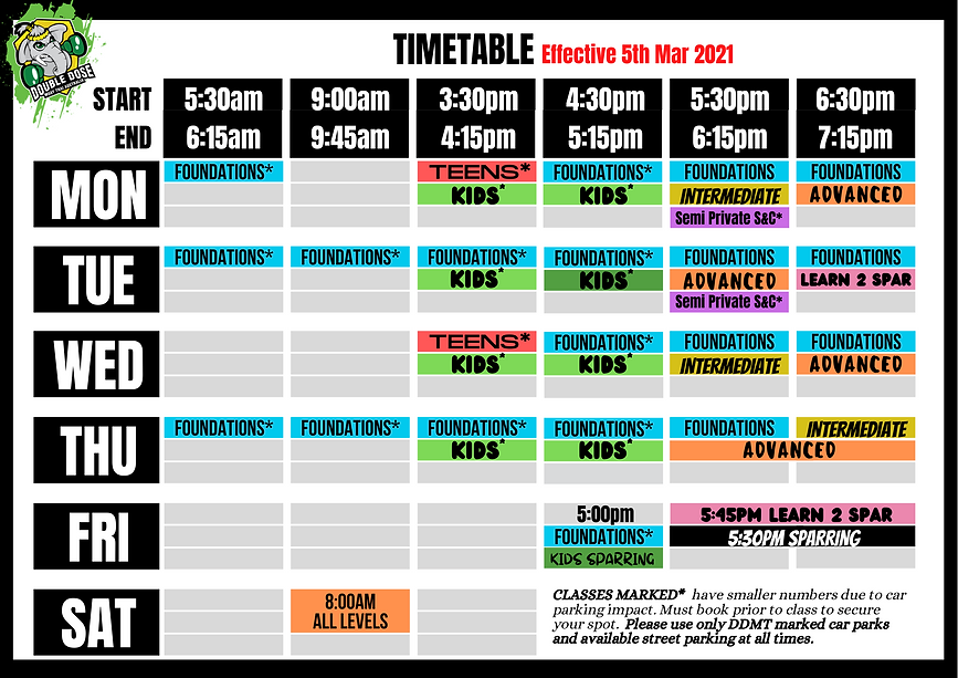 Timetable Lahrs Rd Mar 5th - GCCC.png