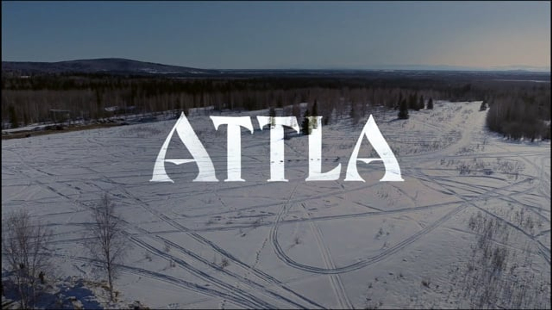 Attla Main Title Animation