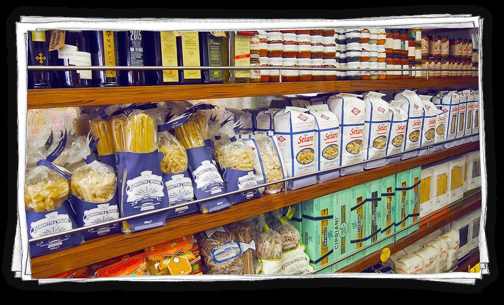Blog Viaggi Italiani Marcellooo.fr Patavino L'Etage Bottega Alimentare Ristorante Parigi