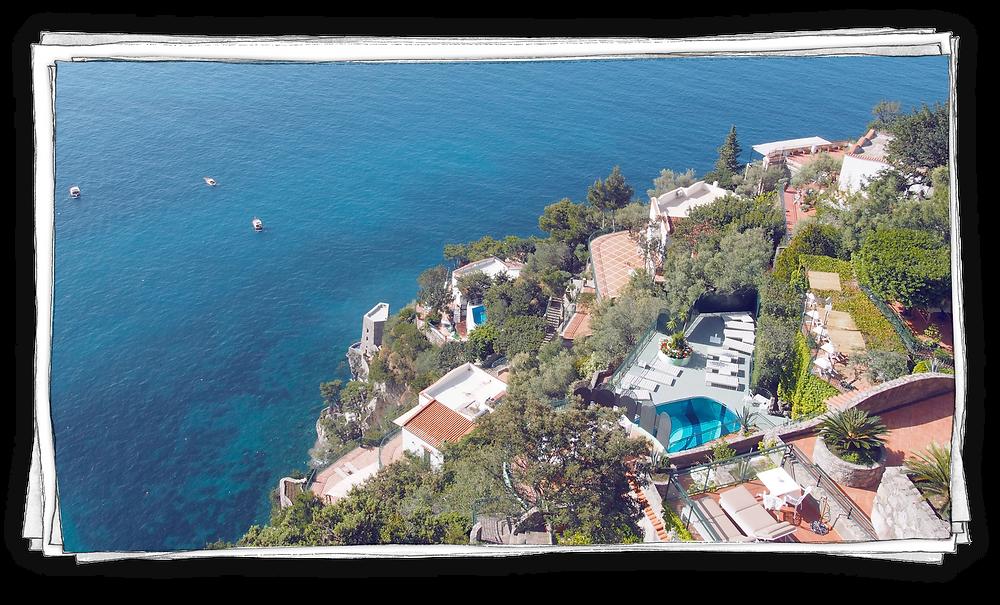 Blog Viaggi Italia Marcellooo.fr Hotel Le Agavi Positano Costiera Amalfitana