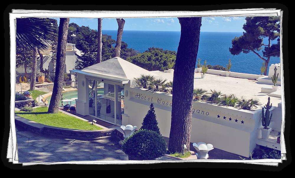 Blog viaggi Italia marcellooo.fr Hotel Casa Morgano Capri