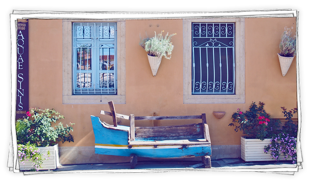 Marcellooo.fr Blog Voyage Italie Aquae Sinis Hotel Cabras Sinis Sardaigne