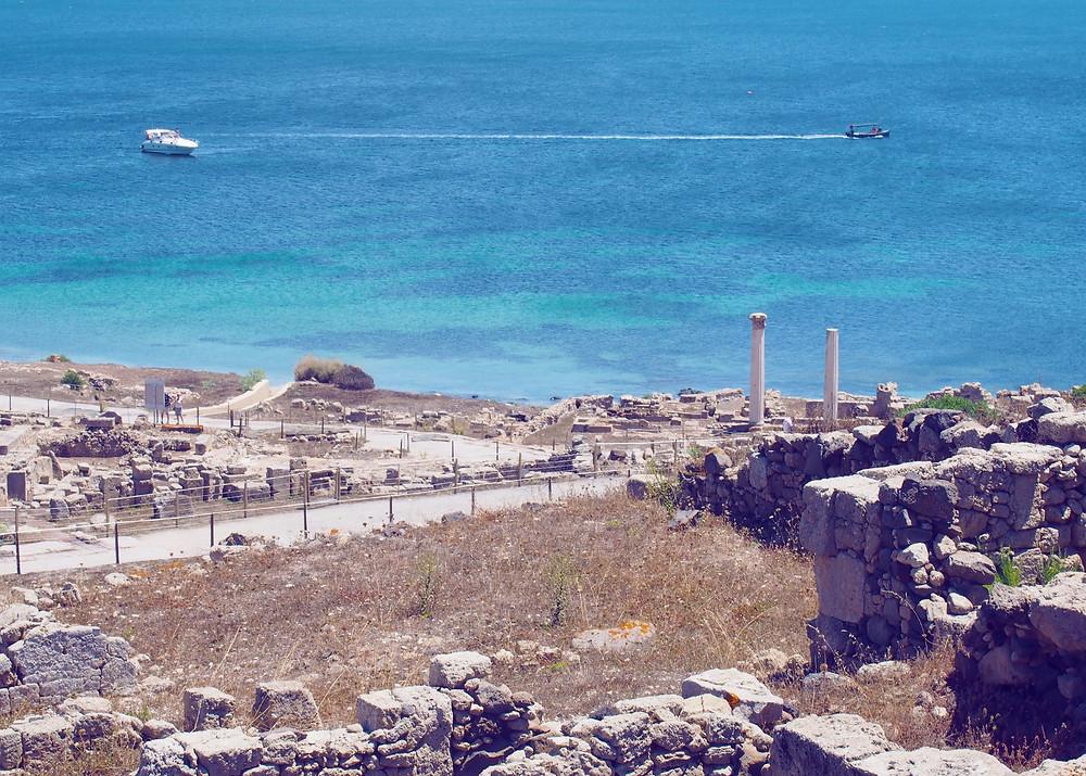 Tharros Sardinia Travel blog marcellooo.fr