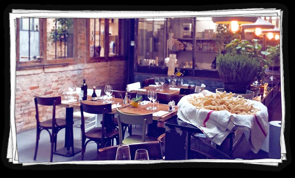 Blog Voyage Italie Paris Restaurant Les Amis des Messina