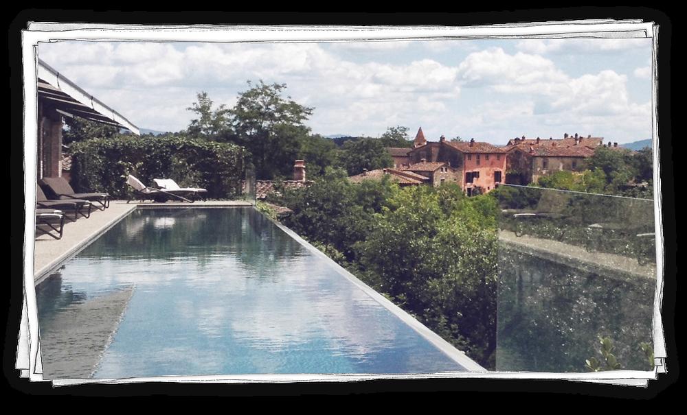 Blog Viaggi Italia Marcellooo.fr Hotel Il Borro Toscana