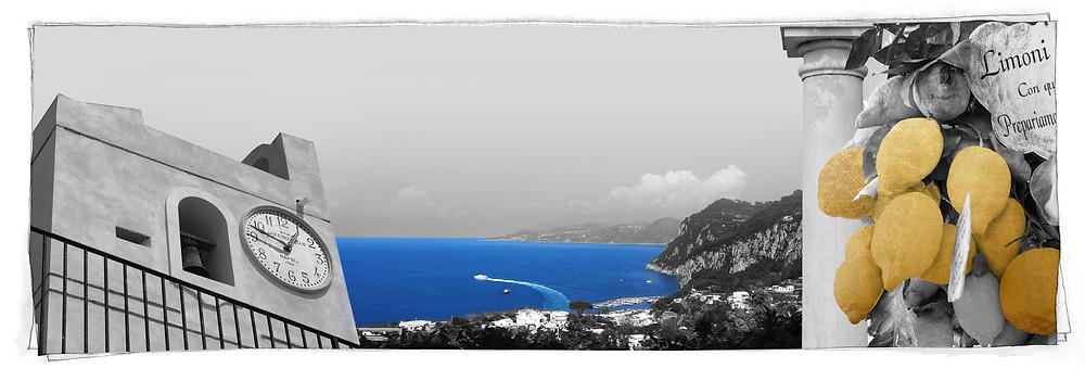 Blog viaggi Italia marcellooo.fr Capri itinerario indirizzi alberghi ristoranti