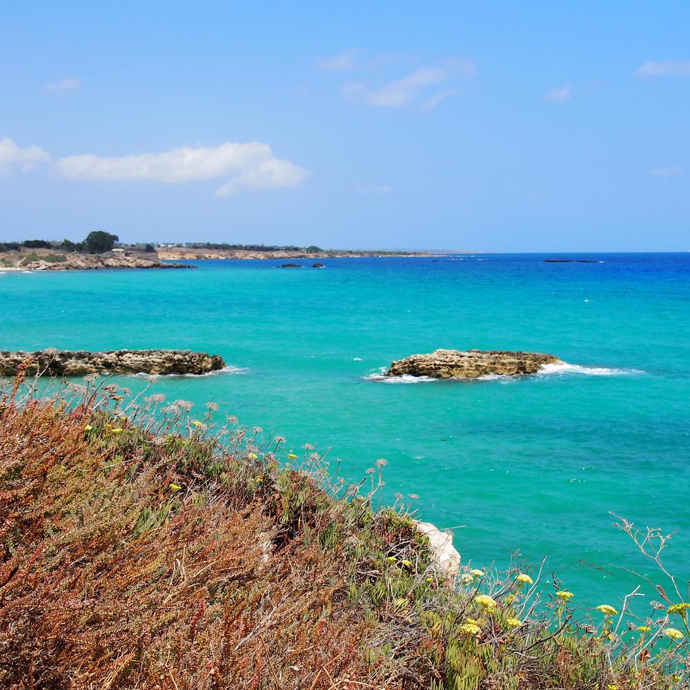 Blog Voyage Italie Marcellooo.fr Plage Noto Sicile Gelsomineto