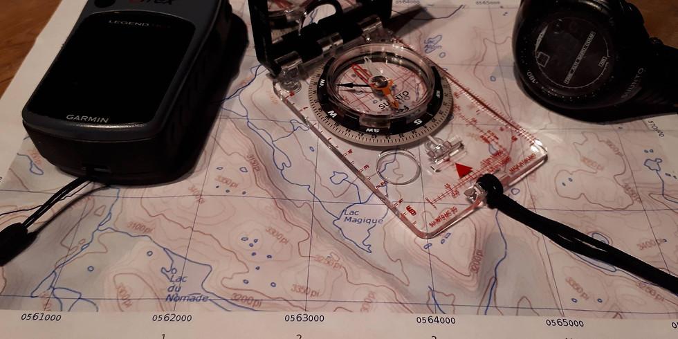 Formation en orientation et navigation