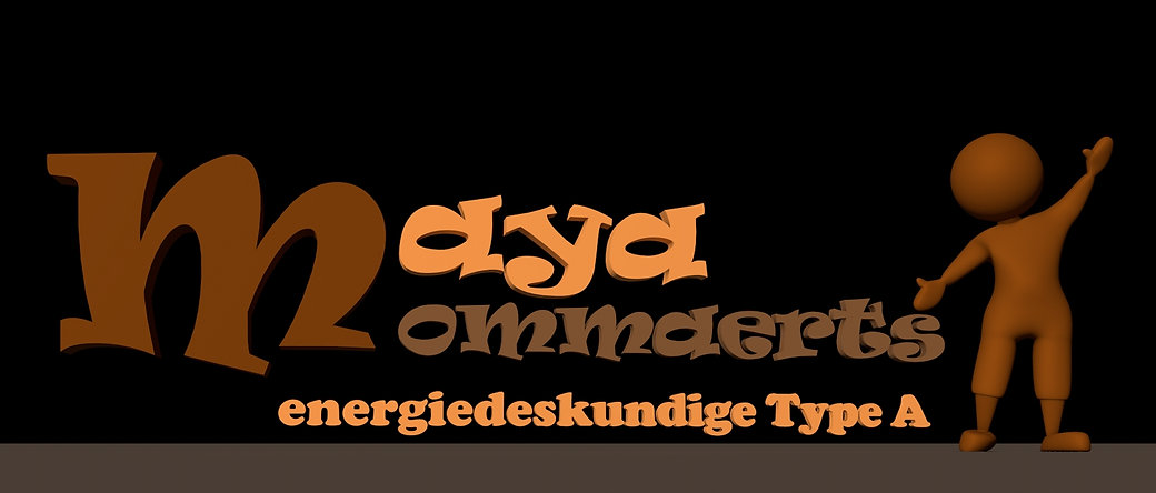 EPC Maya Mommaerts logo energiedeskundige