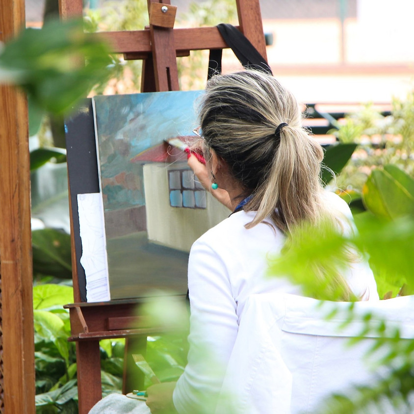 HVO Summer Plein Air Painting Day
