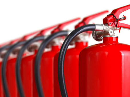 Orientação: Manutenção de Extintores