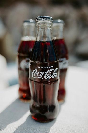 Coca Zéro 25 cl