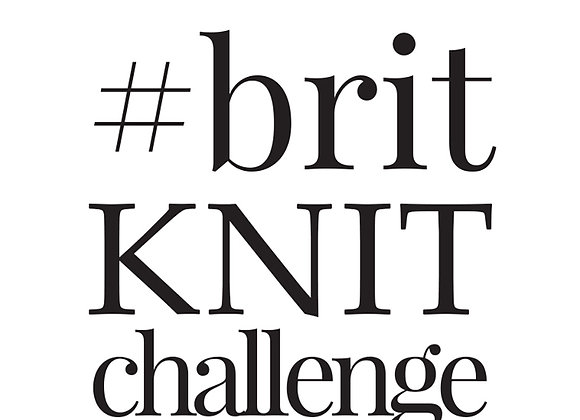 Brit Knit Challenge Diary - PDF Download