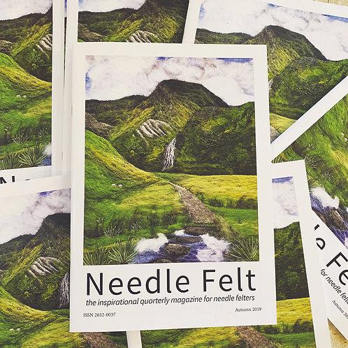 Autumn 2019 Needle Felt Magazine Digital Issue