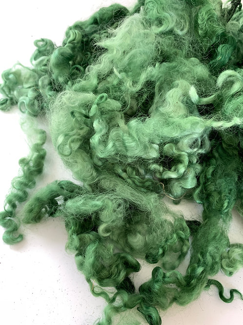 Hand Dyed North of England Mule Locks