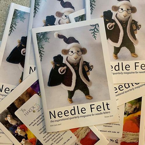 Needle Felt Magazine  Winter 2019